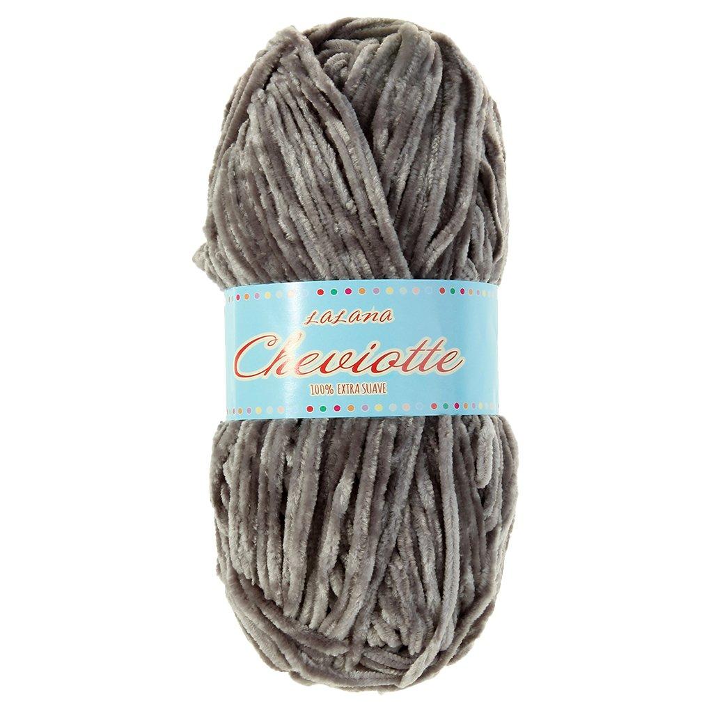 Homyl Filato Di Ciniglia 130 Yards Per Maglieria Super Soft Lana Grosso Per Bambini Artigianato Per Cucire # 2631 come descritto