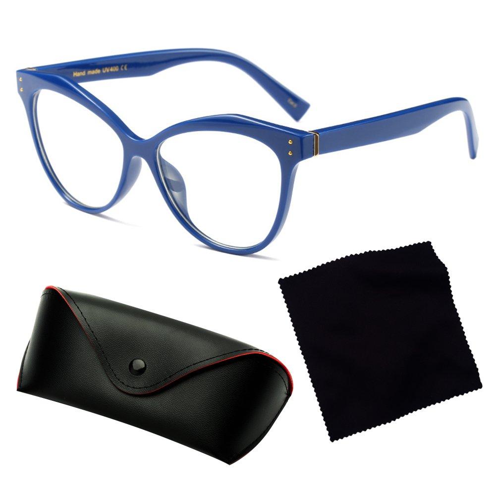 661668170b2 Juleya Retro Glasses Frame Men Women Optical Glasses With Clear Glass  B171119PG202-J