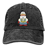 XZFQW Bag Max and Ruby PrinceMax Trend Printing Cowboy Hat Fashion Baseball Cap For Men and Women Black