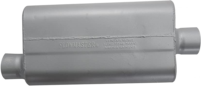 50 Series Df Muffler //Out O Flowmaster 943051 3 In C