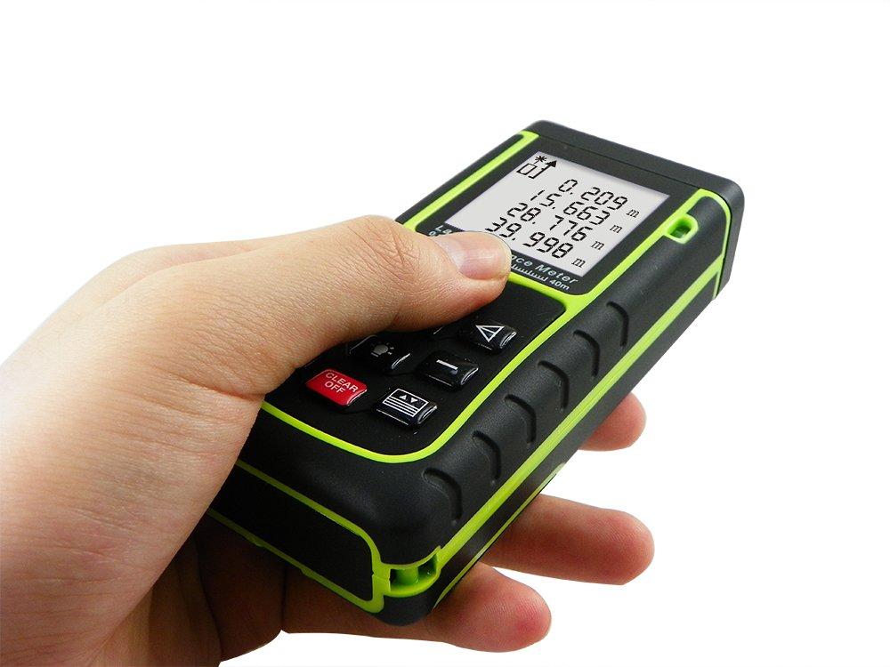 Infrarot Entfernungsmesser Xl : Professionelle tragbare digitale laser entfernungsmesser