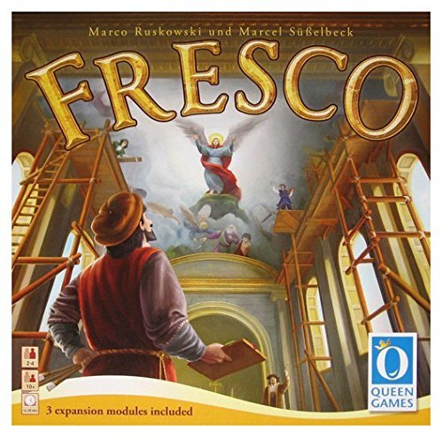 Fresco Board Game by Queen Games by Queen Games