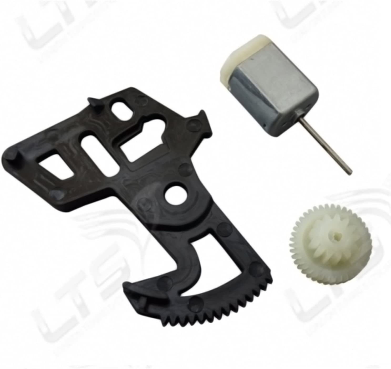 Caddy Transporter T5 Puerta Slider Lock engranajes y motor set 2003 – 2010 modelos: Amazon.es: Coche y moto