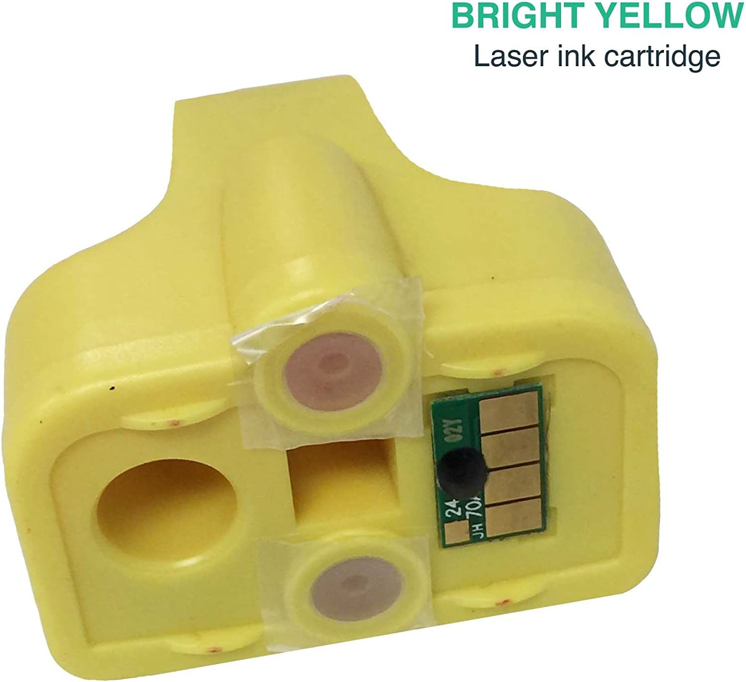 hp02 Compatible For HP 02 Yellow Ink Cartridge C8773WN