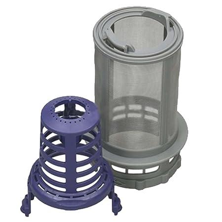Beko - Filtro de desagüe para lavavajillas (2 unidades) Fitment ...