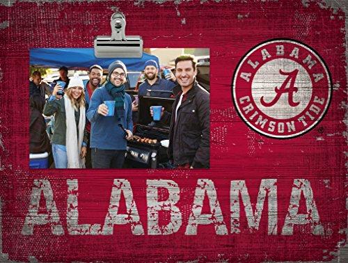 NCAA Alabama Crimson Tide Team Name Clip-It Photo Frame