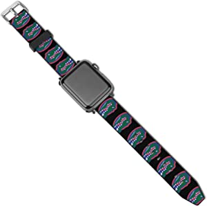 VF Florida Gators Sport Bands Wristbands Replacement Straps Compatible with Apple Watch Series 5 4 3 2 1 se for Women Men, Compatible with Apple iWatch Strap 44mm 42mm 38mm 40mm