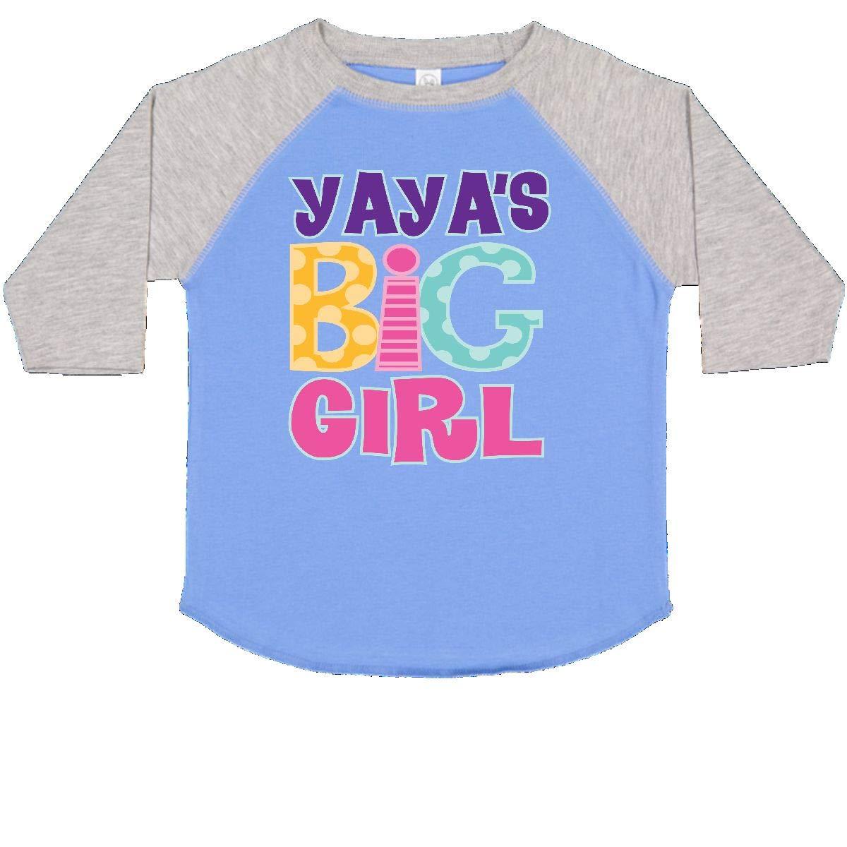 inktastic Yayas Big Girl Toddler T-Shirt