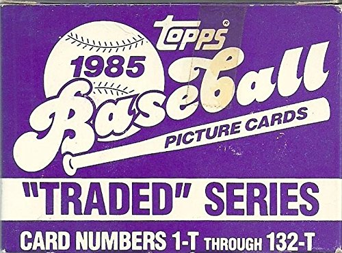 Autographs Henderson (1985 Topps Traded Set Complete M (Mint))