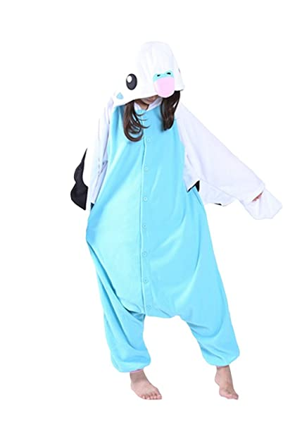Honeystore Unisex Parrot Animal Pajamas Onesie Adult Costume Cosplay  Sleepwear  Amazon.ca  Clothing   Accessories 3bdeac048