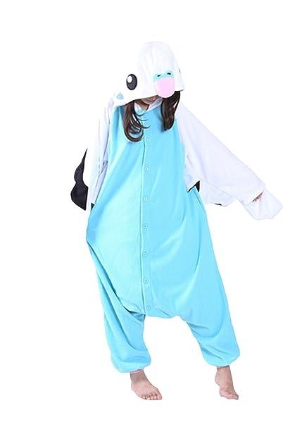 Honeystore Unisex Parrot Animal Pajamas Onesie Adult Costume Cosplay  Sleepwear  Amazon.ca  Clothing   Accessories 3bdeac048