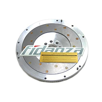 Amazon.com: FIDANZA ALUMINUM FLYWHEEL NIS9 fits 1984-1989 NISSAN 300ZX TURBO N/T VG30 VG30T: Automotive