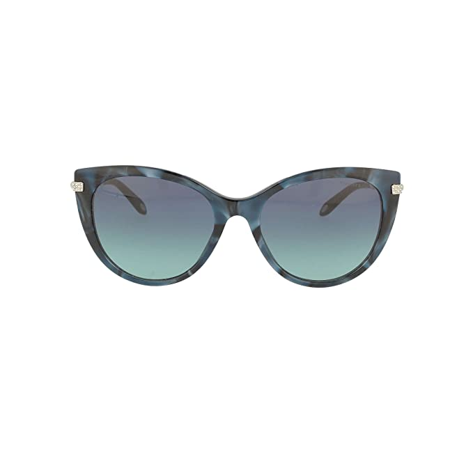 Tiffany & Co. 0TY4143B 82009S 55 Gafas de Sol, Azul (Shell ...
