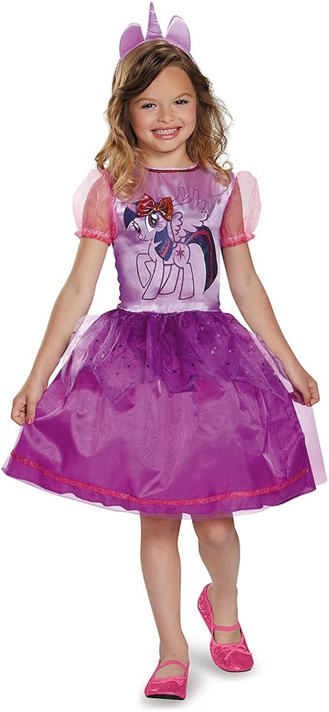 Brand New My Little Pony Twilight Sparkle Movie Classic Toddler//Child Costume