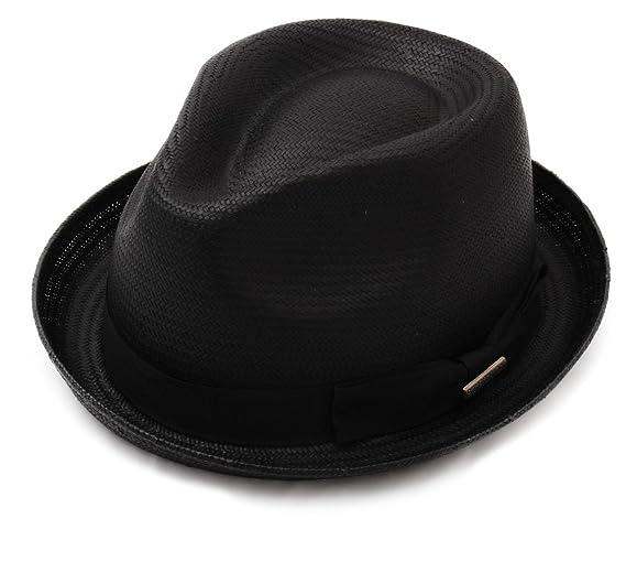 f6b211f874d44 Stetson Men s Pelham Toyo Trilby Hat Size XL at Amazon Men s Clothing store