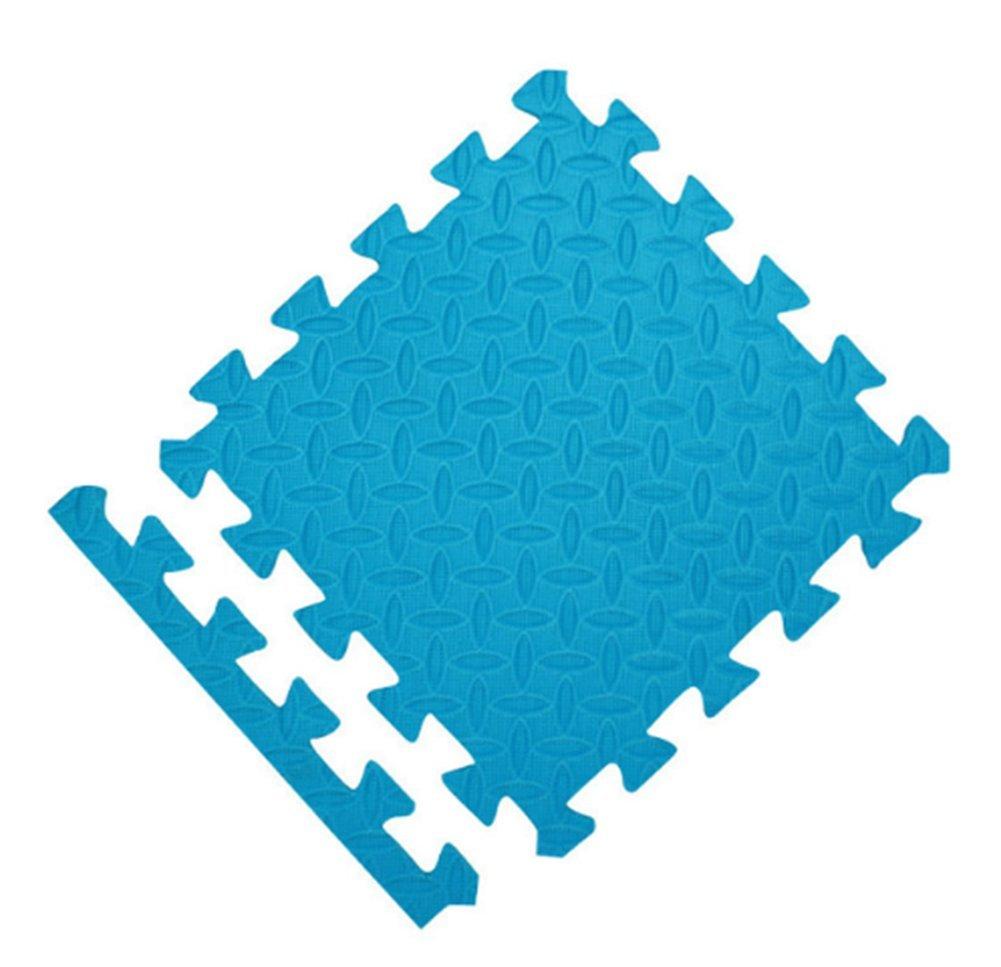 Vicstar Schutzmatten Set Fitness - 16 Puzzlematten | Trainingsmatten | Matten Schutz vor Dellen Schutzboden Vicstar DE