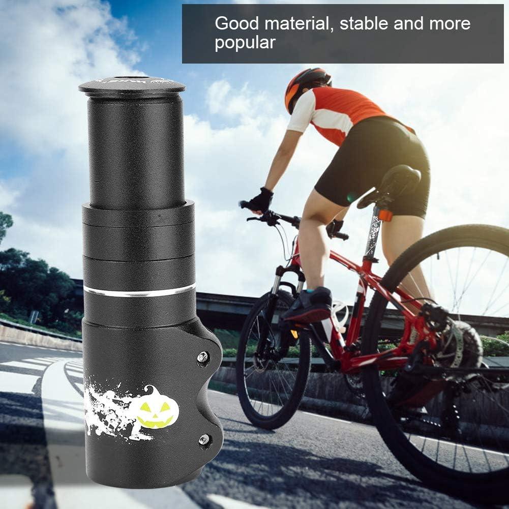 OhhGo Fahrrad Gabel Vorbau Extender Aluminiumlegierung Fahrrad Vorbau Riser Lenker Riser Head Up Adapter f/ür Fahrrad Radfahren Mountainbike Rennrad
