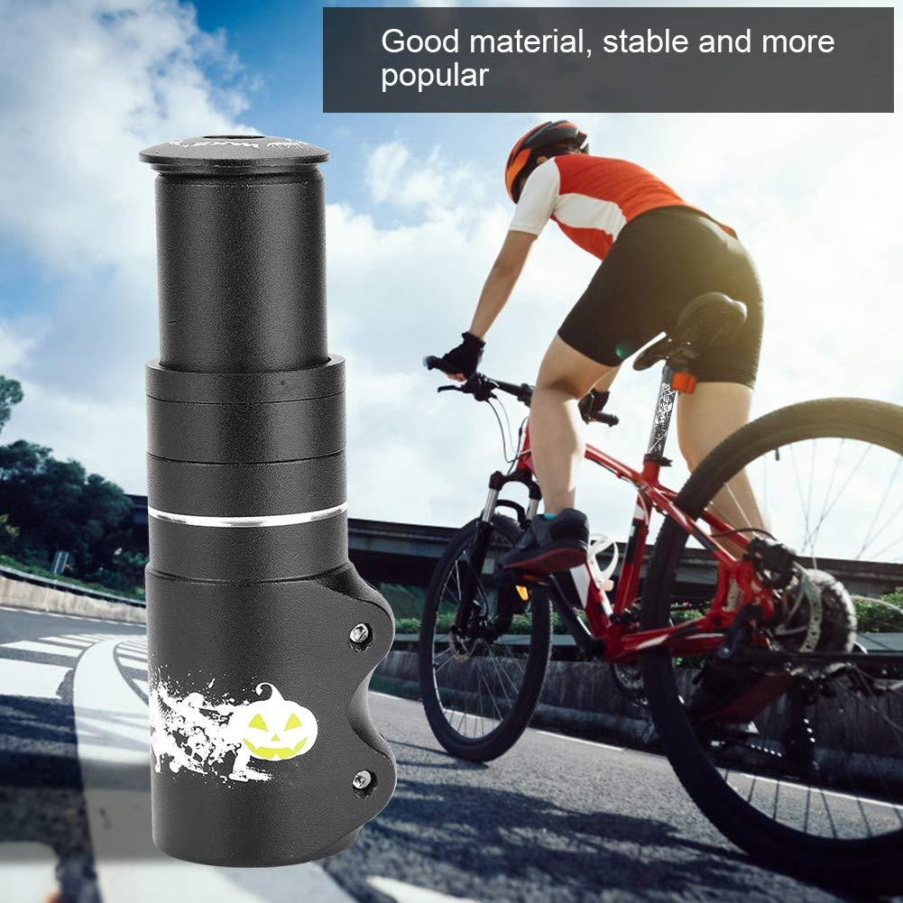 OhhGo prolunga Stelo Forcella in Lega di Alluminio Riser Manubrio Adattatore Riser Manubrio Adattatore per Bici Bicicletta Mountain Bike Bici da Strada