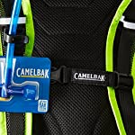 "CamelBak 2016 Classic Hydration Pack 10 Shoulder strap length: 34"" Handle has a drop of 1.75"" and length of 4"" Exterior zipper pocket"