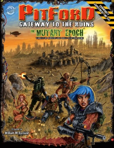 Pitford: Gateway To The Ruins pdf
