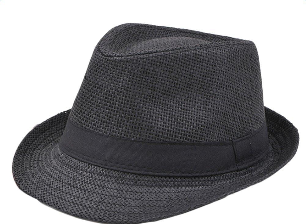 nikgic Cooler Cappello di paglia Panama cappello da sole per le donne e gli uomini 1Stk...