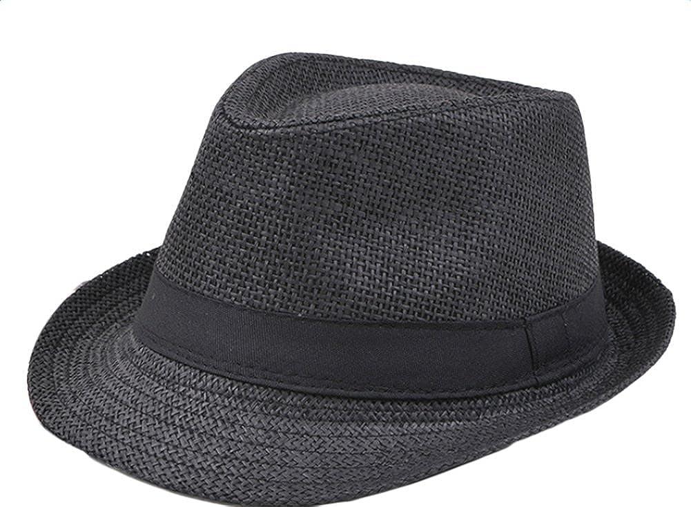WeiMay - Cappello Panama - Uomo cappello donna estivo