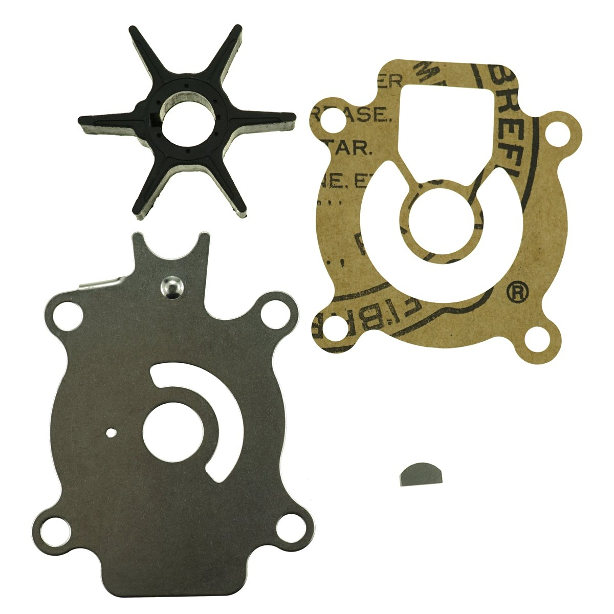 Amazon.com: New Water Pump Impeller Service Kit for Suzuki DT75 DT85  17400-95351 18-3244: Sports & Outdoors