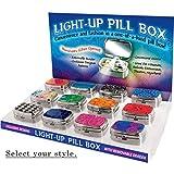 LGT Up Pill Box