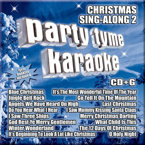 Party Tyme Karaoke - Christmas Sing-Along 2 (16-song CD+G)