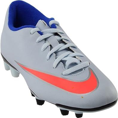Nike Mercurial Vortex II FG Fútbol Cornamusa de la Mujer  Amazon.es   Zapatos y complementos 390d9ae077a26
