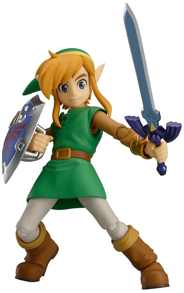 Max Factory The Legend of Zelda-A Link Between Worlds-Link Figma Action Figure NOV158469