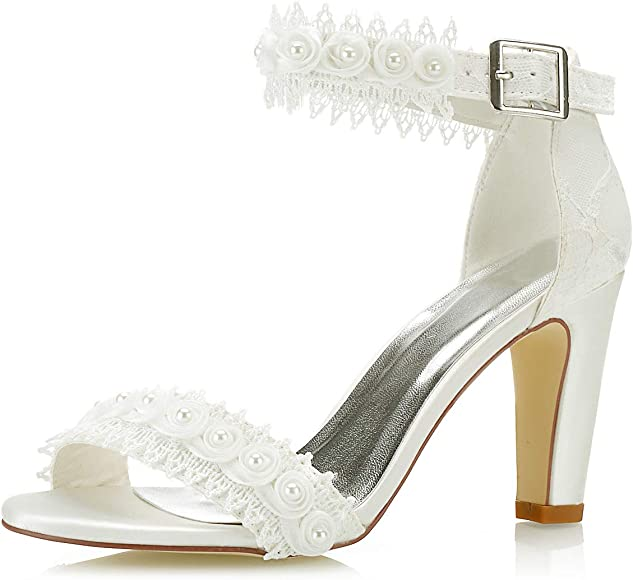 Mrs Right 5471A Women's Bridal Shoes