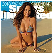 Sports Illustrated Swimsuit 2018 Deluxe Calendar