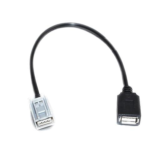 2 opinioni per Goliton? Cavo adattatore USB per il nuovo arrivo per Honda Civic Jazz Fit CR-V