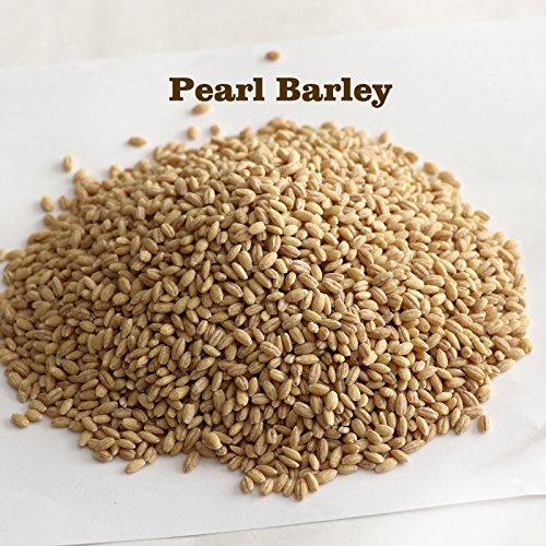 5 LB of Raw Pearl Barley Bulk Naturally Processed Cebada by Dmarketline