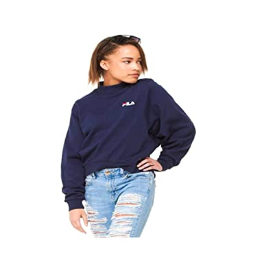 f0d28119 Fila Women's Summer Sweatshirt at Amazon Women's Clothing store: