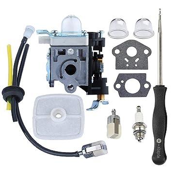 RB K106 carburador con kit de realimentación de filtro de ...