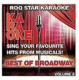Karaoke - Best Of Broadway, Vol. 8