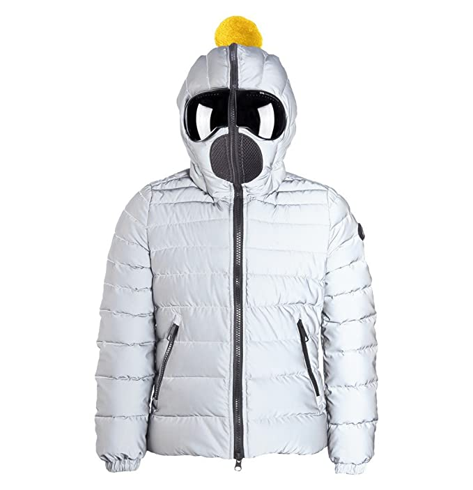 design innovativo risparmia fino all'80% ottimi prezzi AI Riders on the storm piumino c/cappuccio-occhiali-sole ...