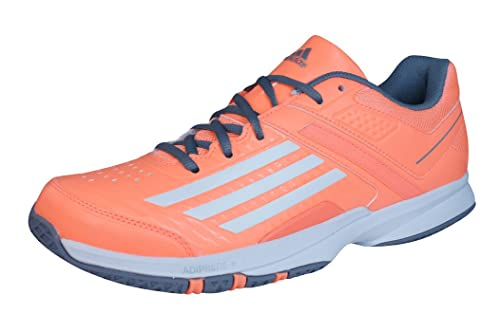 adidas Counterblast 5 Womens Handball Sneakers/Shoes-Orange-11.5