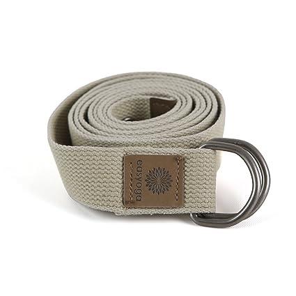 Amazon.com : easyoga Premium Carry-go Yoga Strap : Sports ...