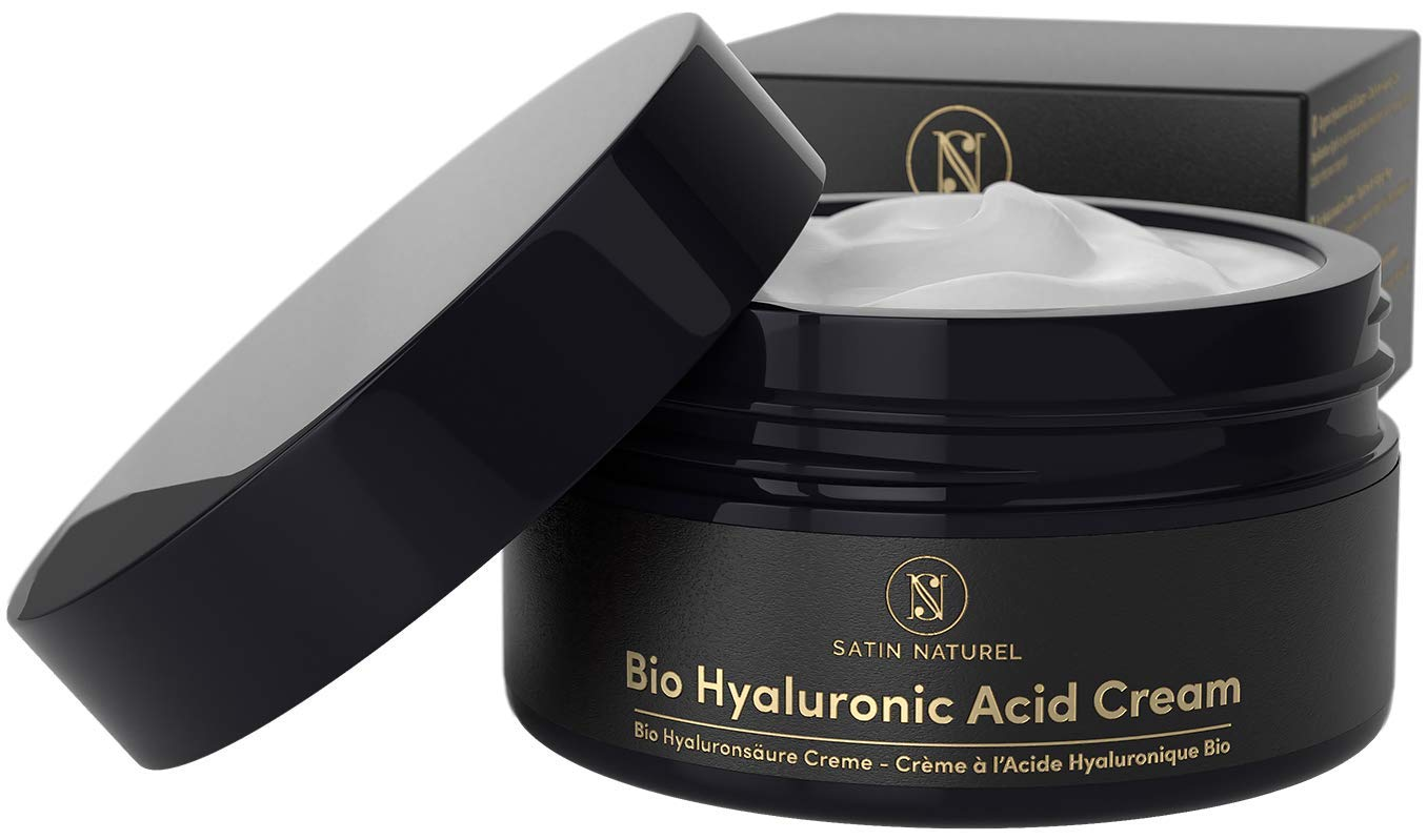 Bio Hyaluronic Acid Cream de SatinNaturel