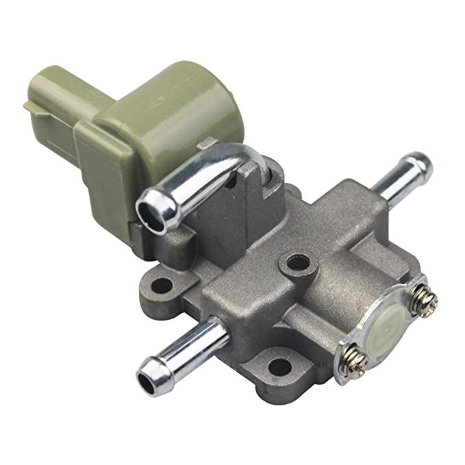 4 Cyl 3 Terminals Tacoma // 4Runner Idle Control Valve Perfect Fit Group REPT313203 1 Port
