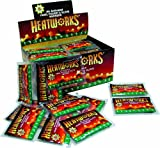 AMMEX - HW1-BX - Hand Warmers - Heatworks - Adhesive Long Lasting Heat, Single Use, Air-Activated  (Box of 40 Pairs)