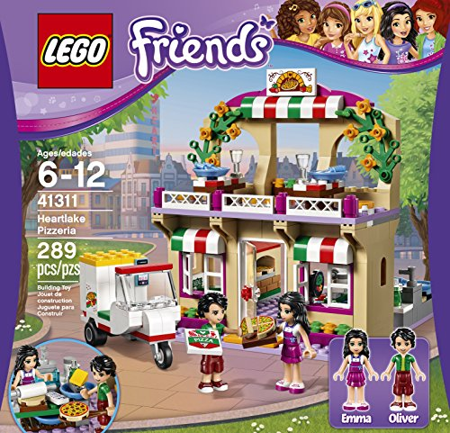 Buy Lego Friends Heartlake Pizzeria 41311 Building Kit At Petals And