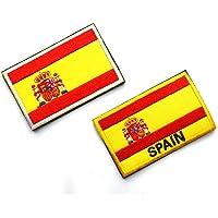 OYSTERBOY Bandera de España bordado brazalete tácticas militares