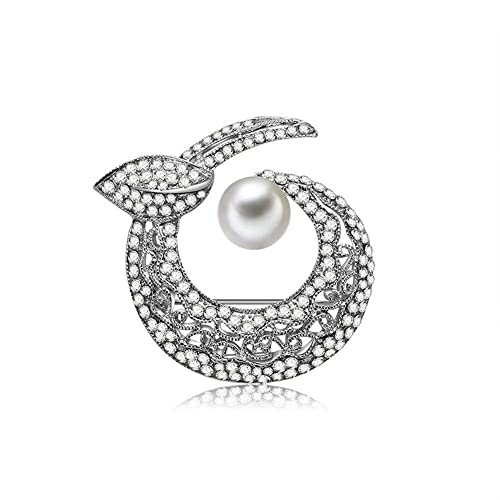 Amazon.com  SKZKK Pearls Brooch Pins for Women Jewelry Women s ... 88780b092f
