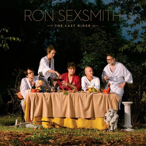 Ron Sexsmith - The Last Rider (2017) [WEB FLAC] Download