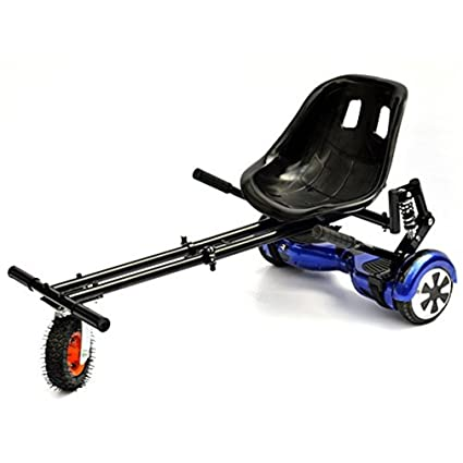 Amazon com: Latest Hovercart with Shock Absorber & Pneumatic