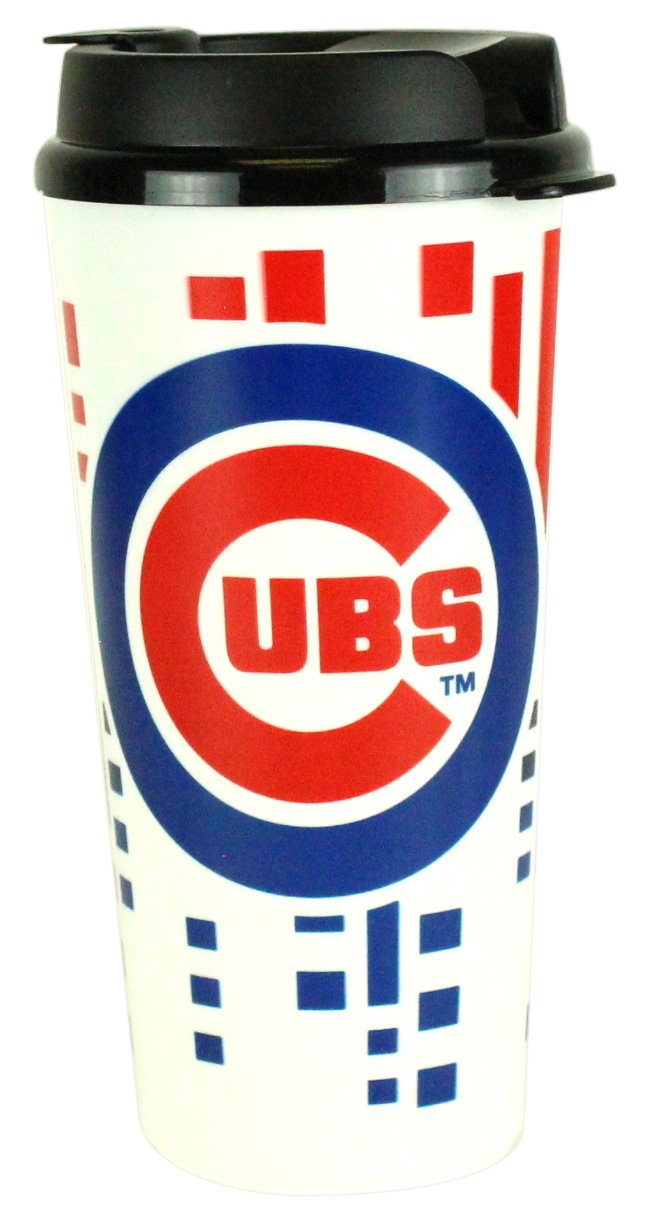 MLB Chicago Cubs Hype Travel Cup, 32-ounce